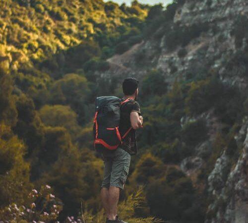 Kläder och utrustning för vandring
