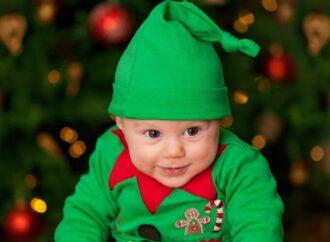 Snart dags för jultröjan
