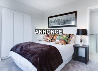 Gör plats för din kläder i sovrummet